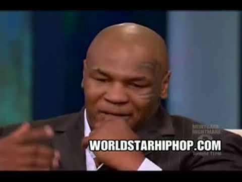 Mike Tyson - The Oprah Winfrey Show