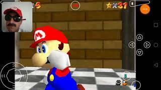Super Mario 69 pleisteishion 4 delux no clickbait real shit boi