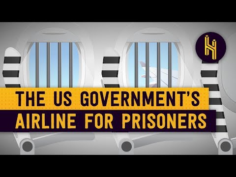 The US Government's Airline for Prisoners