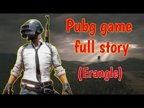 Pubg game full story (erangle)/Hindi/technical YouTuber