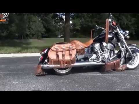 Used 2017 Indian Chief Vintage Motorcycles for sale in Tampa Florida