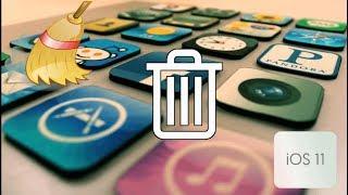 Como desinstalar apps sin eliminar los datos y archivos en iOS 11 (iPhone o iPad)