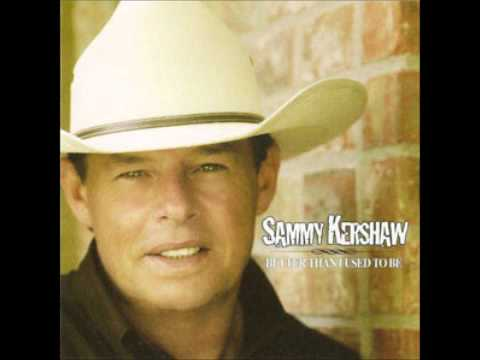 Sammy Kershaw - More Than I Can Say
