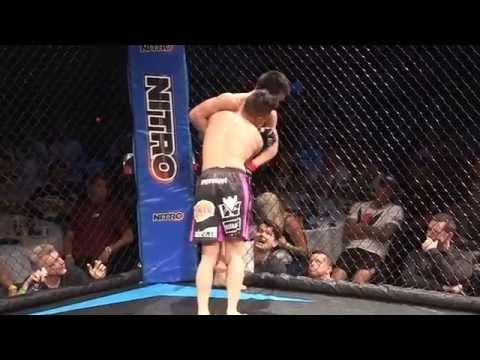 Nitro 12 - Ben Nguyen vs Reece Mclaren