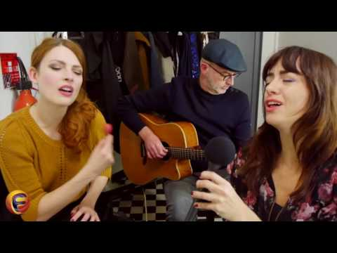 Nouvelle Vague - I Could Be Happy (F Sessions)