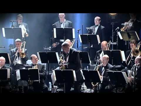 Michel Legrand and The London Big Band Orchestra Live in Paris