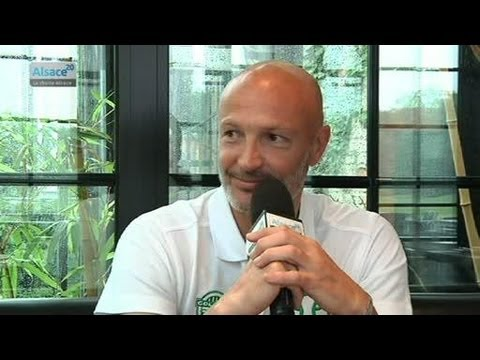 Frank Leboeuf: confidences sur le Racing Club