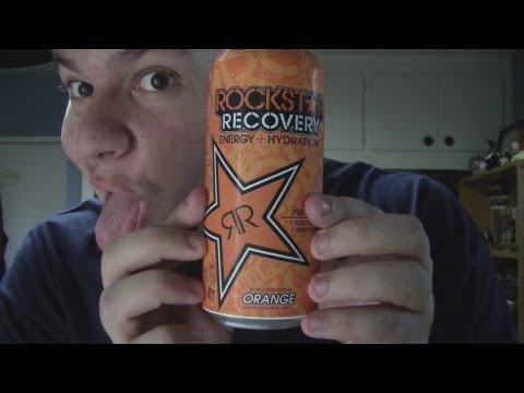 WE Shorts - Rockstar Recovery Orange