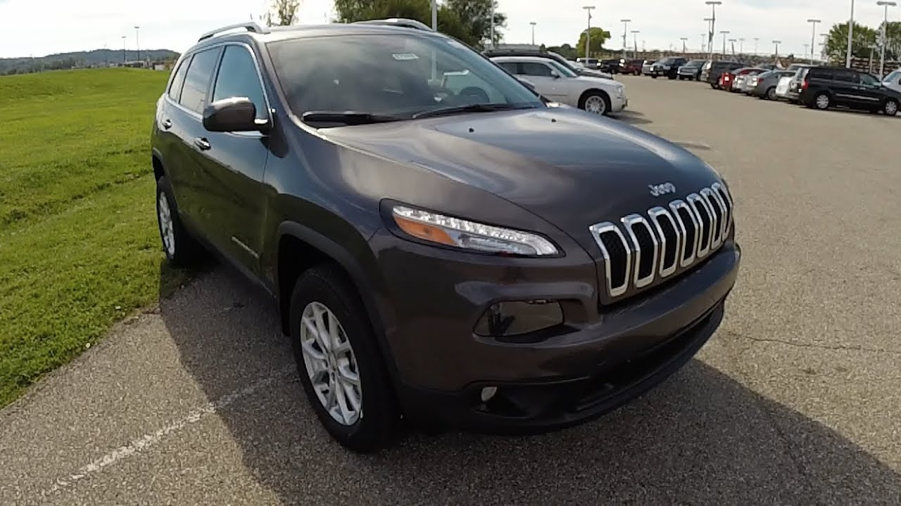 2015 jeep cherokee latitude 4wd v6 17603 youtube. Black Bedroom Furniture Sets. Home Design Ideas