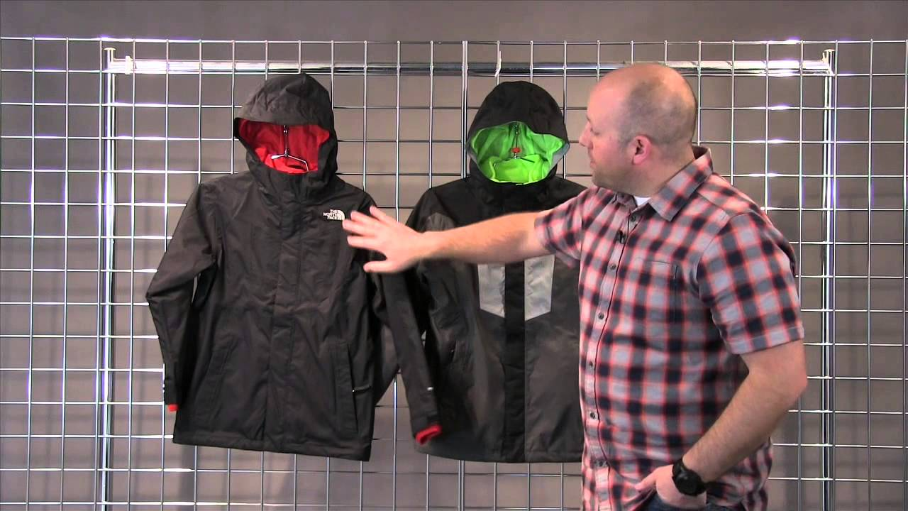 bf4a2de1d15a The North Face Boys Vortex Triclimate 3-in-1 Jacket 2015-2016 - YouTube