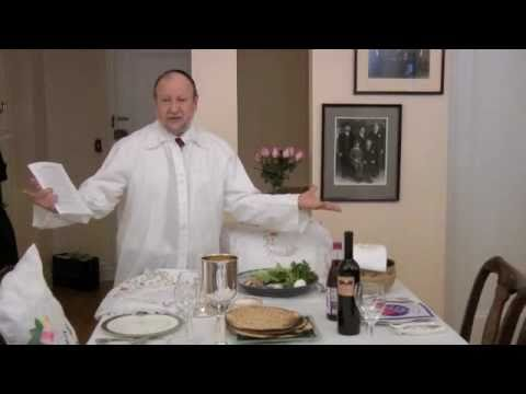 Passover Seder 101 #2 Items on the Seder Table