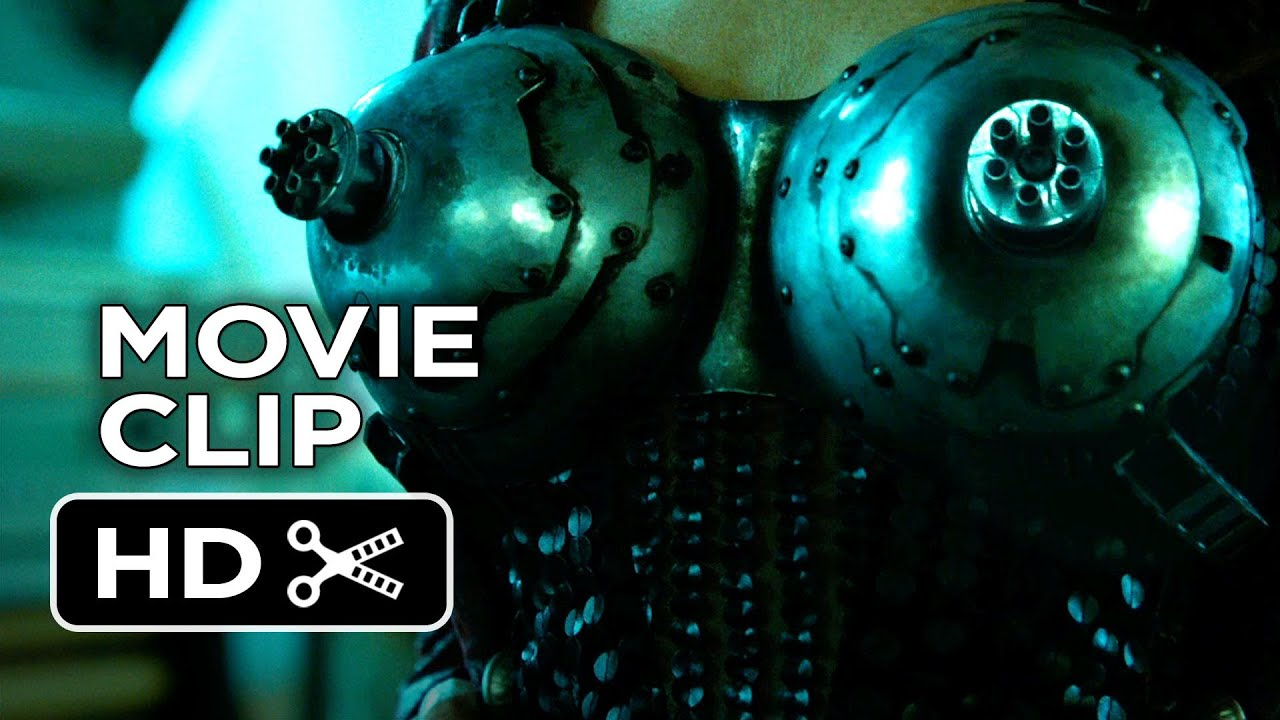Download Machete Kills Movie CLIP - Double D's (2013) - Alexa Vega, Sofía Vergara Movie HD
