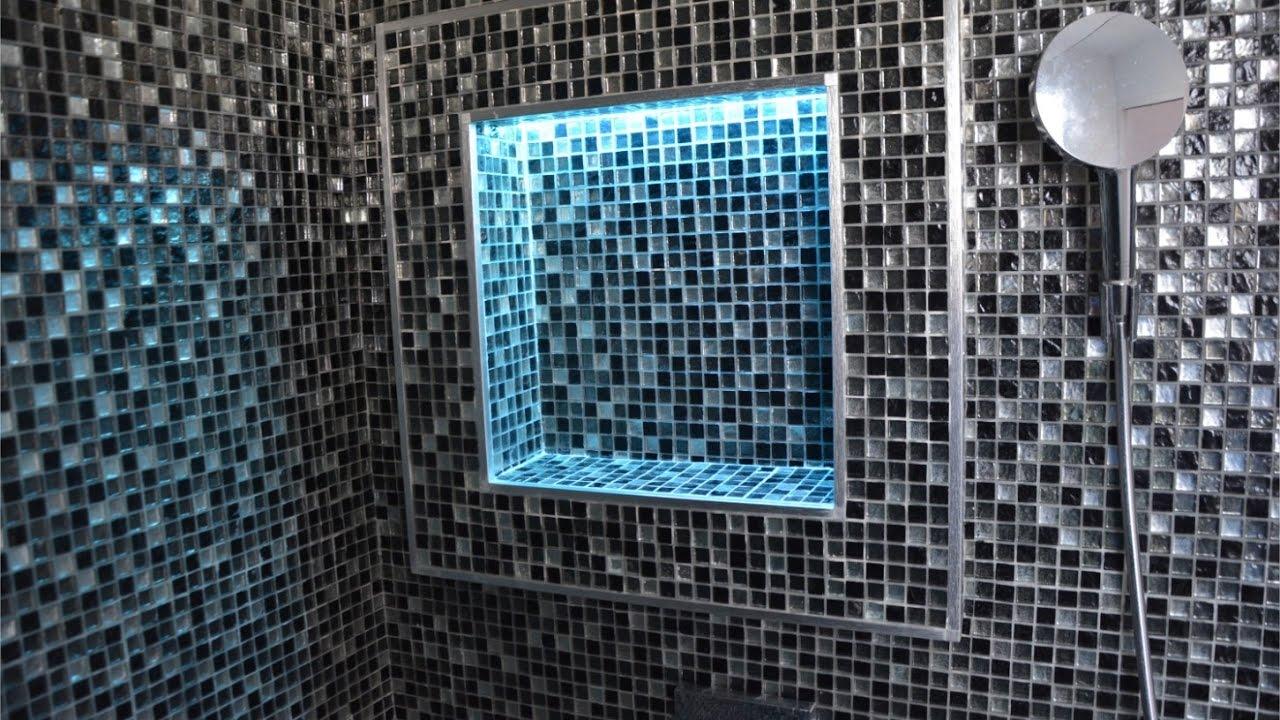 Salle de bains privative avec douche à l'italienne
