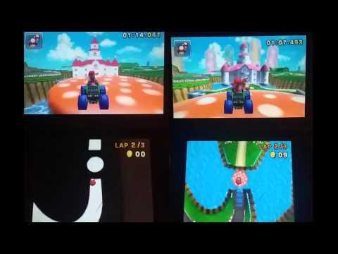 Mario Kart 7 - The Cutting Room Floor