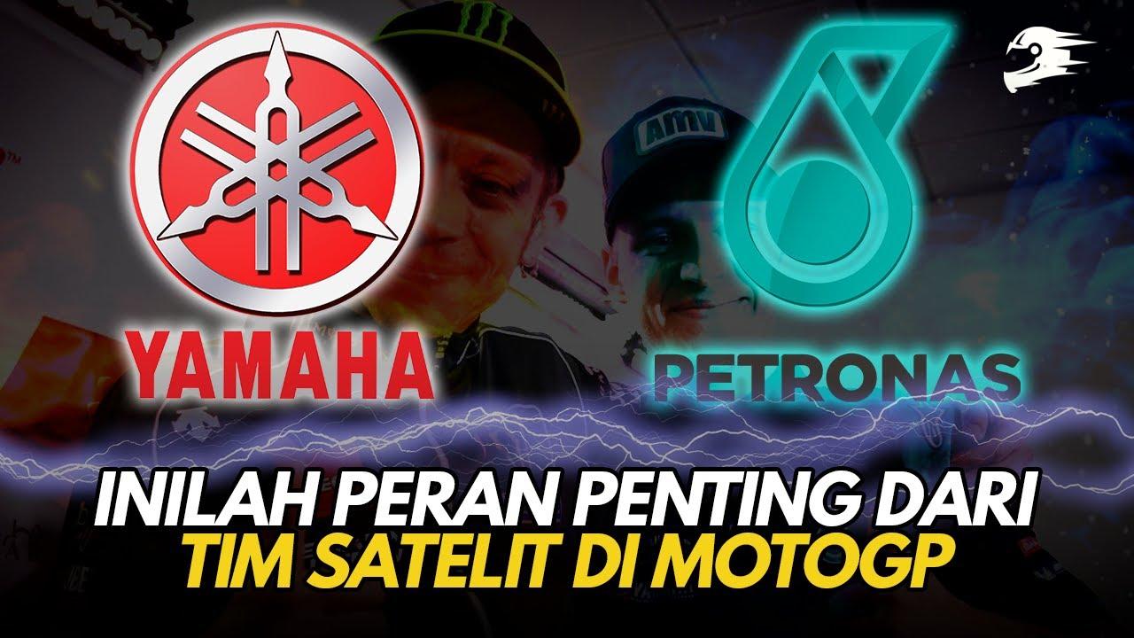 Apa Sebenarnya Peran dari Tim Satelit MotoGP ?