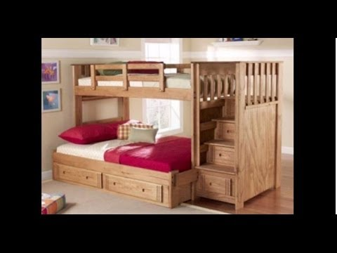 how to make a really cool bunk bed in Minecraft !