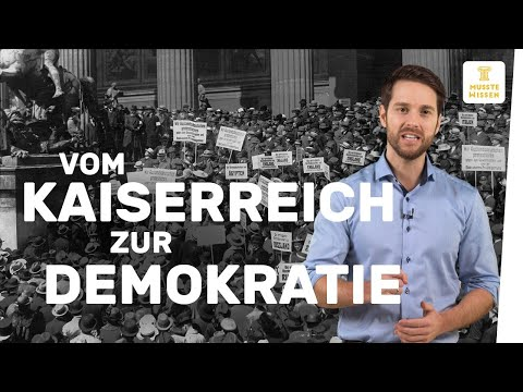 Novemberrevolution I Musstewissen Geschichte