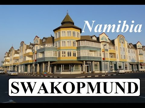 Namibia/Africa (Namibia/Swakopmund) Part 3