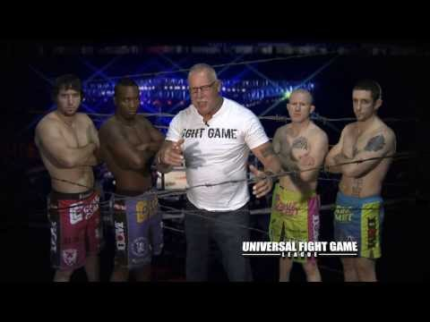Universal Fight Game League Commercial with Randy White