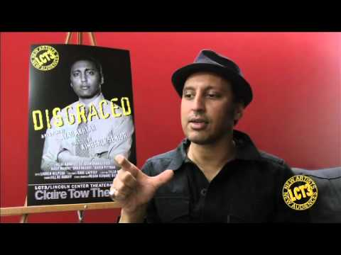 DISGRACED: An Interview with Aasif Mandvi