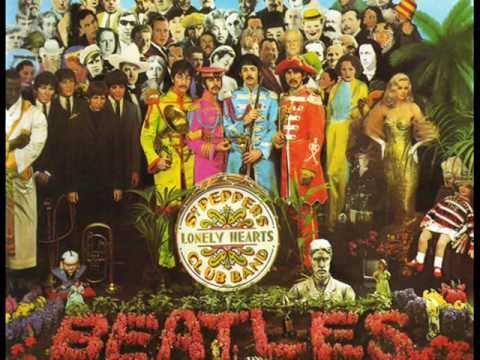 The Beatles - Sgt. Pepper ( Duart Jansen's Break It Up Bootleg Mix )