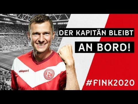 #Fink2020 - Der Fortuna-Kapitän Bleibt An Bord!