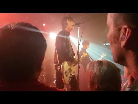Johnny Marr - 'The Headmaster Ritual' - Brudenell Social Club, Leeds, Monday 14th May 2018