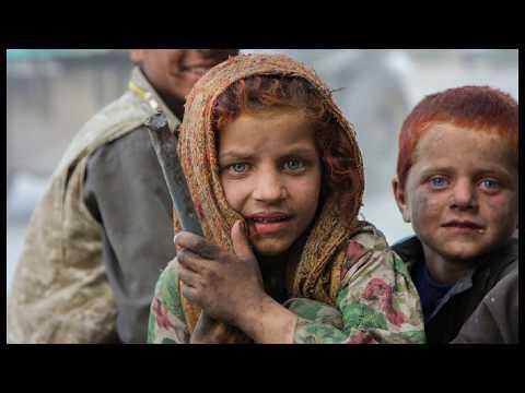 Beautiful Afghan eyes