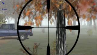 [HD] Let's Play: Deer Hunter 4 Episode 1: Worst deer season ever