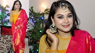 Smokey Eyes Makeup Get Ready For Diwali Party Beginners Indian Makeup Tutorial AsianBeautySarmistha