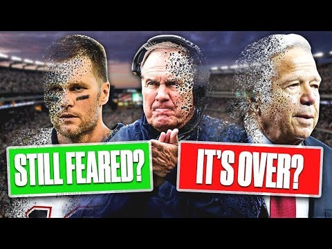 5 Reasons Why the Patriots Dynasty Will KEEP WINNING... and 5 Reasons Why It'll CRASH AND BURN