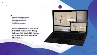 The fastest growing jewelry erp software, point-of-sale gst billing software and mobile pos development company in south-central asia is a...