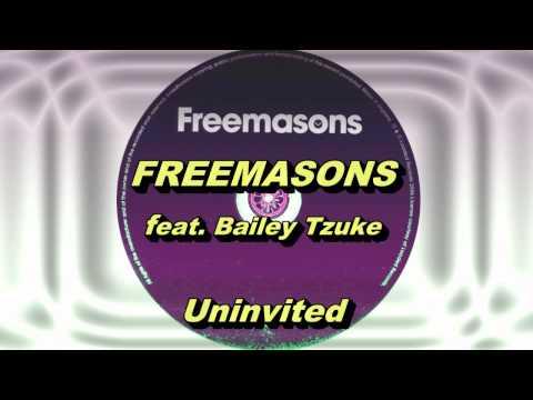 Freemasons Feat. Bailey Tzuke - Uninvited (Original  Extended Club Mix) HD Full Mix