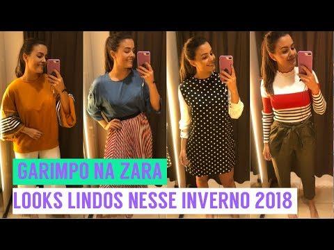 Garimpo na Zara - novidades de inverno 2018
