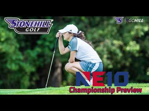 Stonehill Women's Golf Set to Compete at First NE10 Championship