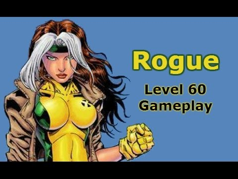 Download Marvel Heroes: Level 60 Rogue Gameplay