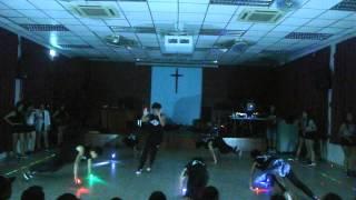 hkcc 10th dance society xense ocamp disco night performance xense