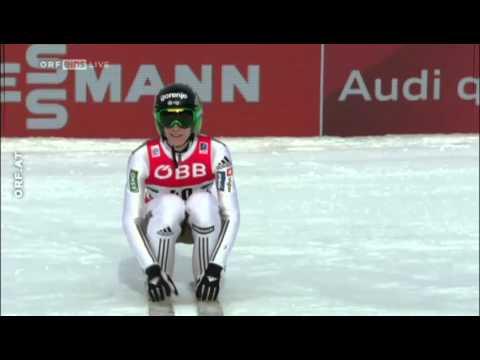 Peter Prevc Skiflug WM Kulm 2016 243m ORF