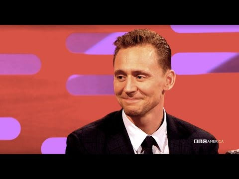 Tom Hiddleston Tells The Truth About  'The Night Manager' - The Graham Norton Show