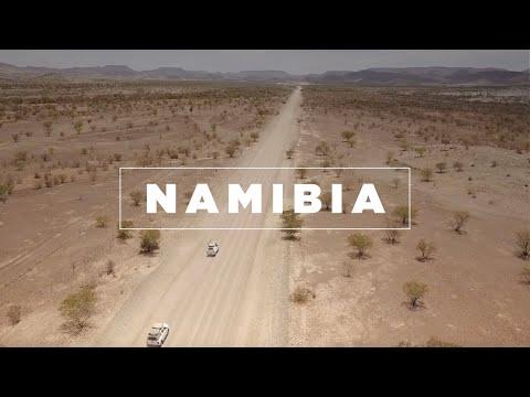 Wyprawa Namibia / Namibia Trip, 2018 - Travel Movie