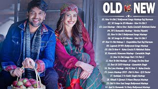 Old Vs New Bollywood Mashup Songs 2021 | 90's Romantic Hindi Song Mashup Live_ BoLLyWoOD MASHUP 2020