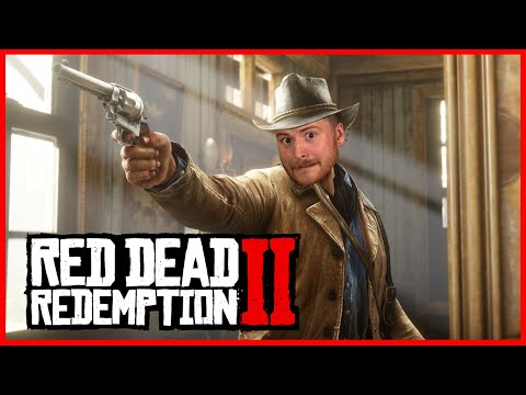 Red Dead Redemption 2 LIVE! (Royal Marine Plays)