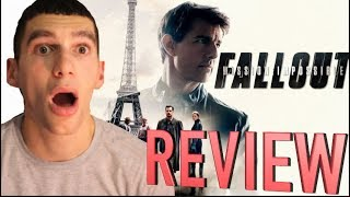 MISSION IMPOSSIBLE: FALLOUT - Movie Review thumbnail