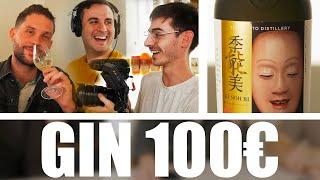 Gin Tonic à 10€ VS Gin à 100€ avec L'équipe !