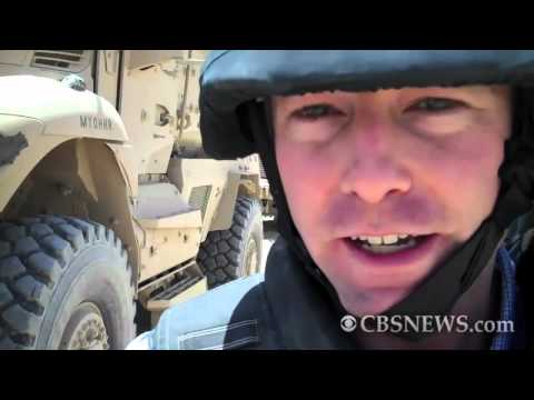 Traveling through Taliban territory in Afghanistan