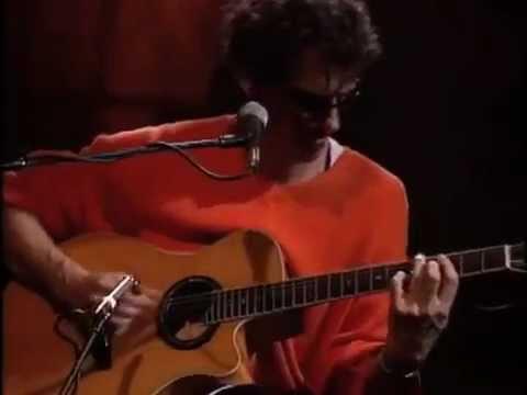 Luis Alberto Spinetta - MTV Unplugged - 1997