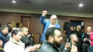 DOST Partisi Kuruluş Toplantısı, 27 Şubat 2016, Sofya