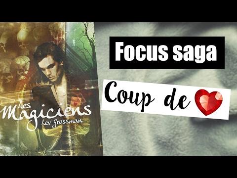 ❤️ Focus sur Les Magiciens de Lev Grossman ❤️