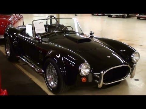 1966 Shelby AC Cobra Replica 351W Tremec Five-speed