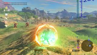 The Legend of Zelda Breath of the Wild 4K CEMU 1.8.1b Ryzen 5 1600 + GTX 1060 3GB